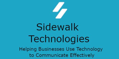 Sidewalk Technologies